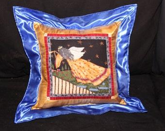 Black Angel Comforter Set #1