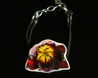Tulip Cord Bracelet