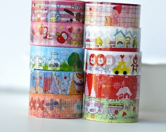 Cute Kawaii Tapes!