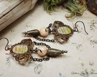 Adelle - Art Jewelry Earrings
