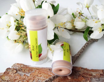 Stone - Natural Tinted Eye Primer/ Cream Concealer -Twist Tube