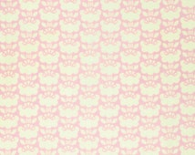 Heather Bailey - Clementine - Posie in Pink - cotton quilting fabric BTY