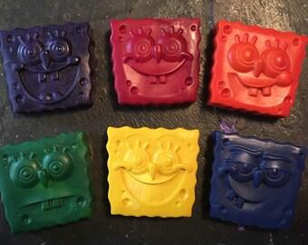 Goofy goober smiles crayons