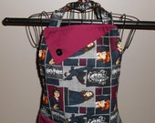 Harry Potter, Hermione and Ron Women's Apron
