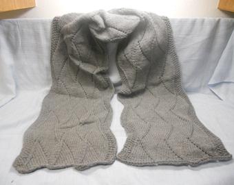 Wave scarf