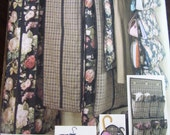 GARMENT BAG CLOSET ORGANiZERS Sewing Pattern Butterick 4156 Unused Uncut