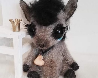 PDF Sewing pattern for 5,5 Inch Donkey