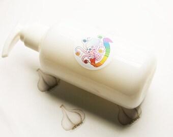 Garlic Soap - Homemade Soap - Vegan Soap - Body Wash - Glycerin Soap - Hand Soap
