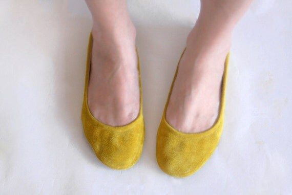 Ballet flats - Simply Me -  Handmade Leather shoes - CUSTOM FIT