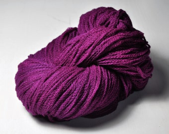Electric light purple - Merino/Alpaca/Yak DK Yarn - Winter Edition