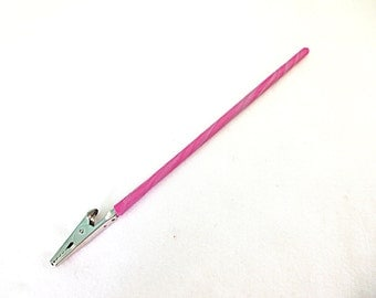 Pink Bracelet Holder Bracelet Tool Pink Bracelet Buddy