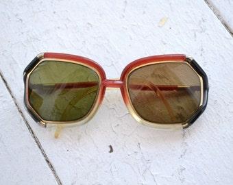 1970s Oversize Sunglasses