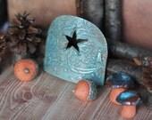 Fairy Door/Ceramic/Birthday Party Decor/Themed Party/Fairies