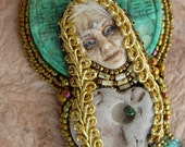 Little Gypsy Crone Necklace