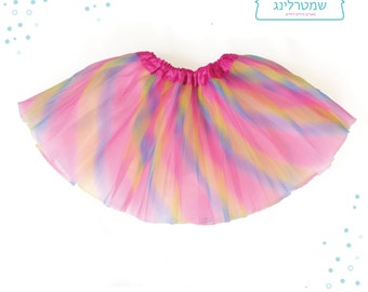 RAINBOW Tutu Skirt Halloween costume Tutu skirts Ballet Tutu for girls
