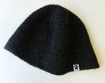 Mens Wool Beanie UPCYCLED