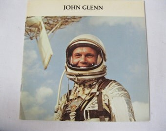 John Glenn American Astronaut Explorers Discoverers Concepts Inquiry Educational Research Council of American 1970 Teacher - Student Book