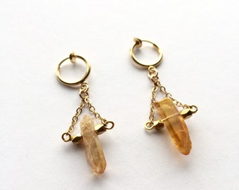 Amber Clip-ons