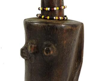 Nyamwezi Fertility Doll Mwana Hiti Beaded Tanzania African Art 101766