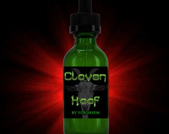Cloven Hoof Oil - for the body or the diffuser