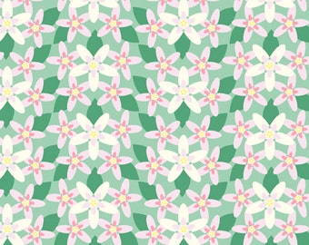 Massachusetts Deco State by Tiffany Lerman of In The Beginning Fabrics