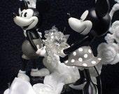 Mickey cake topper