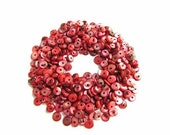 356 Mother of Pearl Round Heishi Shell Beads / MOP Heishi beads