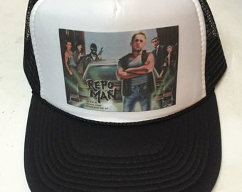 Repo Man Trucker Hat