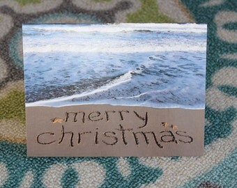 Merry Christmas Notecard