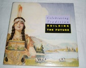 Book, Land O' Lakes, 75th Anniversary Indian Maiden