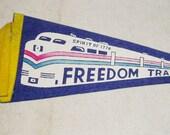 Vintage Pennant, 1947-9 Freedom Train