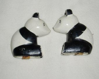 Salt & Pepper, Pandas