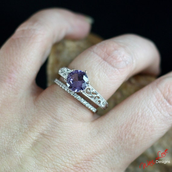 items similar to alexandrite color change sapphire