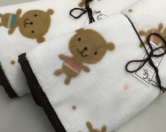 Ultra Soft Baby Blanket_Little Bears