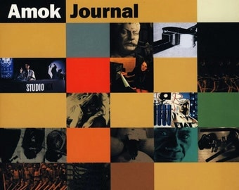 AMOK JOURNAL: Sensurround Edition - A compendium of extreme psycho-physiological investigations
