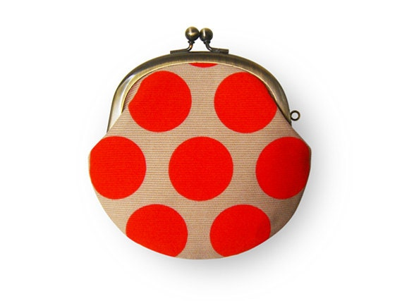Ladybug Coin Purse