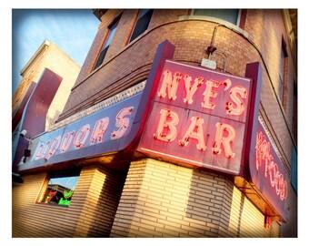 Nyes Bar Northeast Minneapolis Landmark - photo Twin Cities