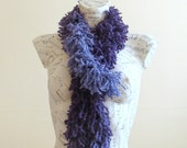 Extra long scarf winter scarf chunky knit scarf hand knit scarf winter scarf winter scarf for women ruffle scarf knit scarf handmade scarf
