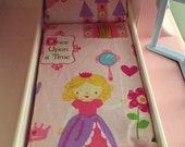 Bed Mattress For Little Tikes Dollhouse- Fits Vintage & Grandparents House- princess
