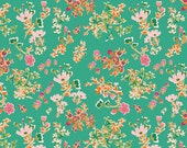 1 yard Cottagely Posy, Quilting Cotton, Priory Square Limited Edition, Designed by Katy Jones for Art Gallery Fabrics