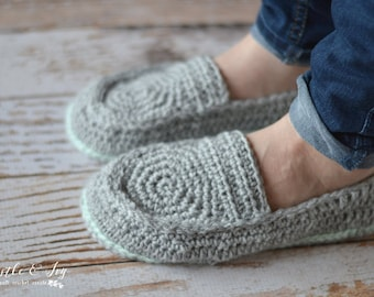 Women's Loafer Slippers PDF Download