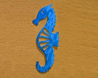 Seahorse Art Outdoor Metal Wall Art Sculpture Sea Horse Art Outdoor Metal Wall Art Sculpture
