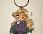 Zoisite - Sailor Moon Keychain