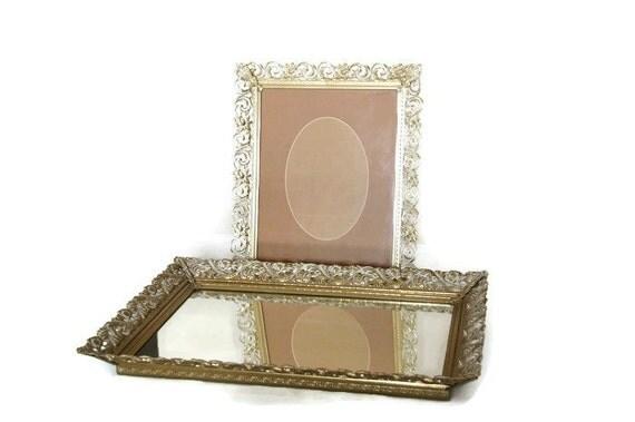 dresser vanity tray