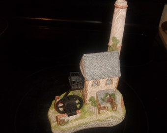 vintage david winters cottage west country collection cornish engine house 1987