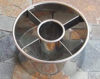 """Doughnut Cutter - 3 1/2"""" Stainless Steel Cutter - Donut Cutter - Ateco cutter"""