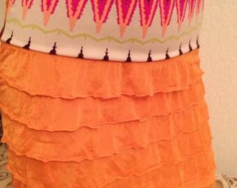 "Micro Mini Skirt, the Bootay Design ""Carnival"""