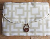Diapering on the Go - Travel Changing Pad - Sand GiGi