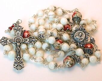 Unbreakable Rosary Of Saint Teresa The Little Flower
