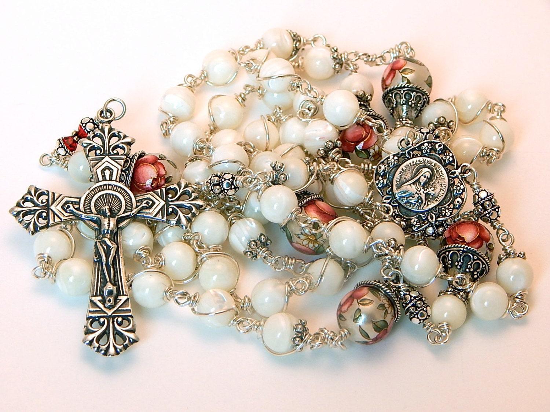 Unbreakable Rosary Saint Teresa The Little Flower